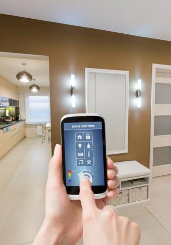 sterowanie inteligentnym domem z telefonu